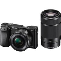 Sony Alpha ILCE-6000Y DSLR Camera (Body Only)(Black)