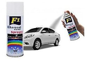 love4ride White-F1 Aerosol paint Spray