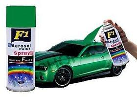 F1 Spray Paint Green