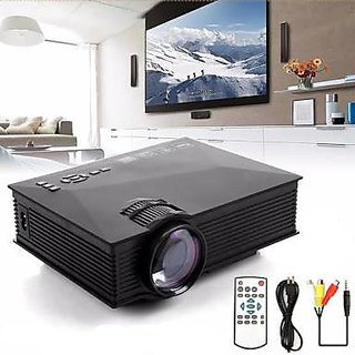 UNIC UC46 3D Mini LED Wi-Fi Miracast Projector