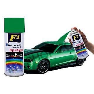 love4ride F1 Spray Paint Green