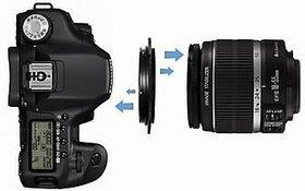 SHOPEE Lens Reversal Macro Reversing Ring 58Mm For Canon Eos