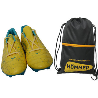 659dbaa6cdf Buy SEGA SPECTRA FOOTBALL STUD SHOES WITH SHOES BAG COMBO. Online   ₹597  from ShopClues
