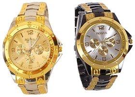 Rosra Multi Quartz Watch Combo