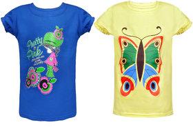 Bluemages Girls Tshirts