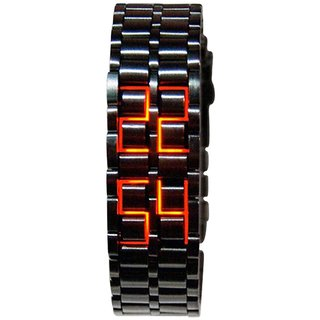 Skmei Rectangle Dial Black Analog Watch for Men