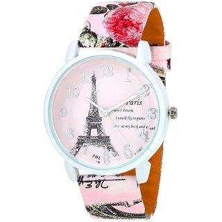 i DIVAS  PARIS FASHION FANCY BELT FRESH FASHION Analog Watch - For Women