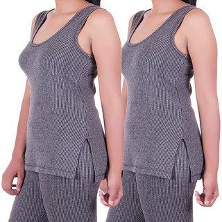 Zimfit Ladies Thermal Slip - Pack of 2(Slip60)