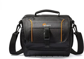 Lowepro Shoulder Bag Adventura Sh 160 II Camera Bag  (Black)