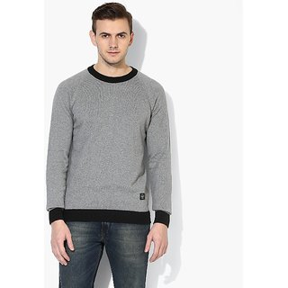 Red Chief Black Full Sleeves Sweaters For Men'S: Buy Red Chief ...