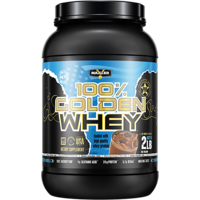 Maxler 100 Golden Whey - Milk Chocolate Flavor