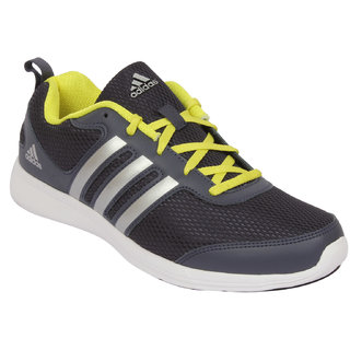 Adidas Yking M Black MenS Running Shoes