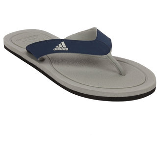 90ba141d6f70 Buy Adidas STABILE Grey Men s Flip Flops Online - Get 9% Off