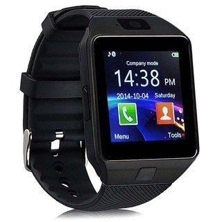 New Smart DZ09 Multi Function Smart Watch (Black)