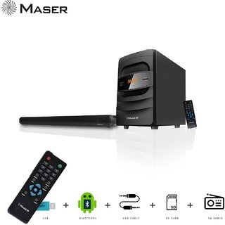 Maser Breeze SBW4010BTF Bluetooth Soundbar