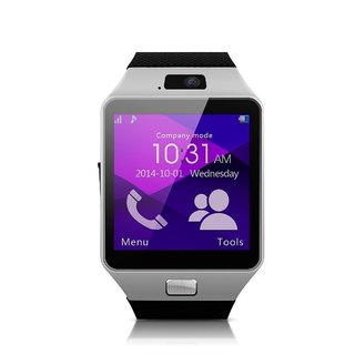 Dz09 Square Unisex Smart watch With Sim and With Bluetooth