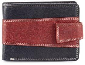 Calfnero Men Genuine Leather Wallet