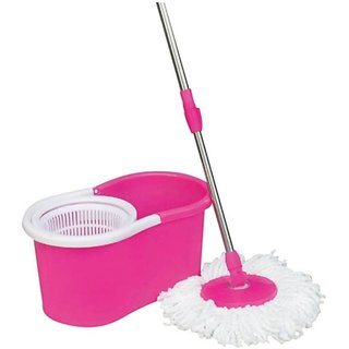 Imported Easy Mop Set with moving bucket
