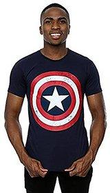 Men's captain America t-shirt