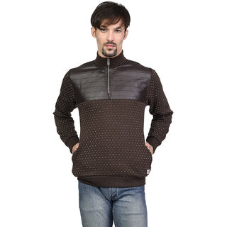 Octave Men's Coffee Sweatshirt