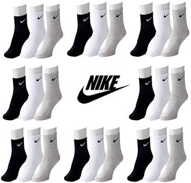 Branded Men Ankle Length Socks Combo Pack ( Pack of 24 )