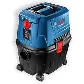 Bosch GAS 15  Dry/Wet Vaccum Cleaner 1100 watt , 15 Ltr