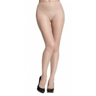 Kotton Labs Womens Skin Beige Panty Hose Long Comfort Stockings