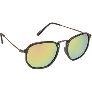 Arzonai Mercury MA-001-S6 Unisex Retro Square Sunglasses