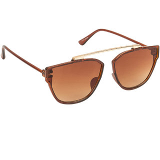 7c6b3714870 Buy Arzonai Smoky MA-067-S2 Women Retro Square Sunglasses Online - Get 81%  Off