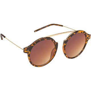 715c1a229f1 Buy Arzonai Roger MA-060-S4 Unisex Round Sunglasses Online - Get 81% Off