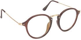 Arzonai Frame MA-087-S3 Unisex Round Sunglasses