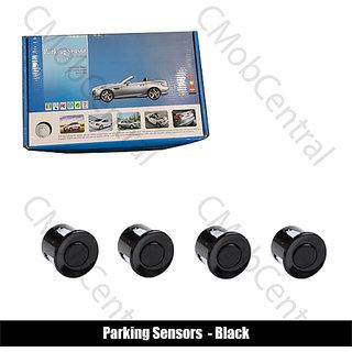 Black-Reverse Car Parking Sensor