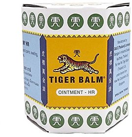 TIGER BALM WHITE OINTMENT 30 GM-IMPORTED FOR HEADACHE  STUFFY NOSE