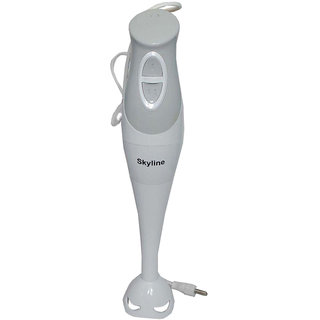 Skyline VTL-7040 30W Hand Blender (Grey Off white)
