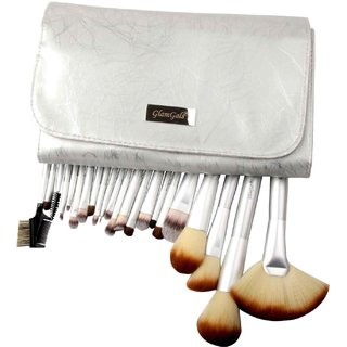 GlamGals Brush Set ,22Pc Black,BRK-005