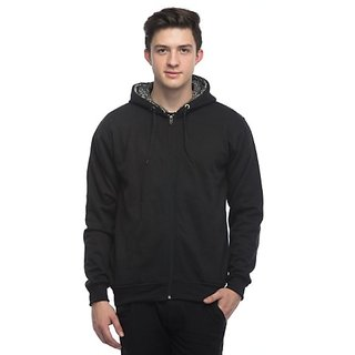 Emblazon Men's Black Sweatshirt