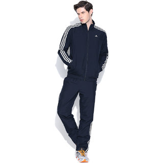 Adidas 3S TS Navy Woven Tracksuit