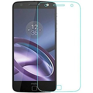 Tempered Glass For Motorola Moto Z Play Standard Quality