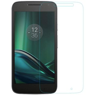 Tempered Glass For Motorola Moto G4 Play Standard Quality