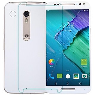 Tempered Glass For Motorola Moto X Style Standard Quality