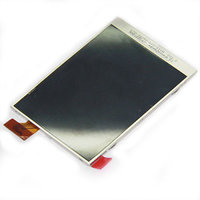 LCD Display Screen For Blackberry Torch 9800 - Black Colour
