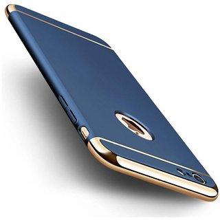 Iphone 8 Plus Plain Cases RKR -BLUE