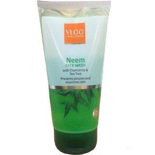 Vlcc Neem Face Wash 150 ml (pack of 2)