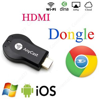 Buy Anycast Wireless HDMI Dongle Media Stream Reciver  Transmitter