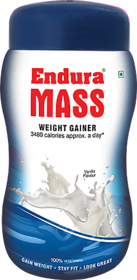 Endura Mass 1 kg. Vanilla