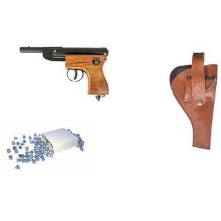 Buy air gun powerful range double spring air gun free 300