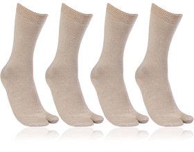 Women's Fine Woolen Skin 4 Pair Thumb Socks