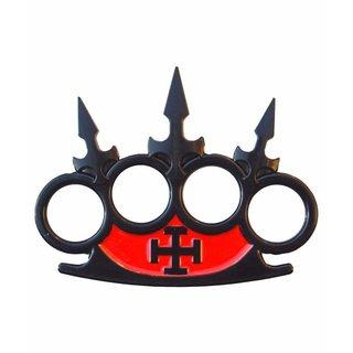 Prijam Punch Black Ch-48 Knuckle  Punch Showpies Blade Size 11 Cm