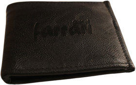 stylish mens black wallet
