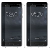 Mobik Tempered Glass For Nokia 5 - Pack Of 2